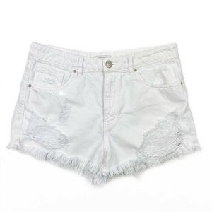 Forever 21 Cut Off Jeans Shorts